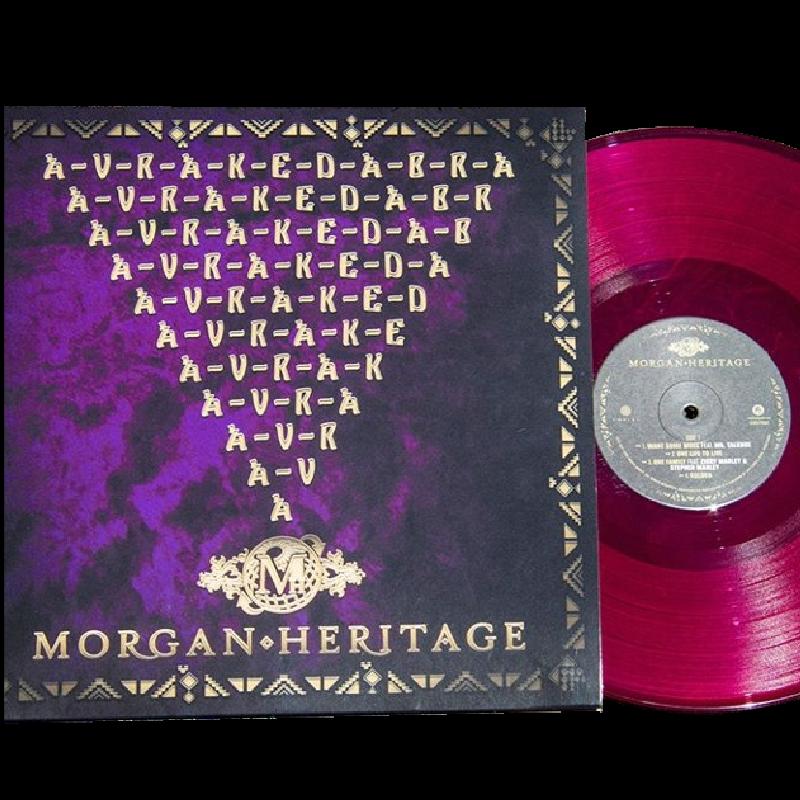 Morgan Heritage Avrakedabra Vinyl