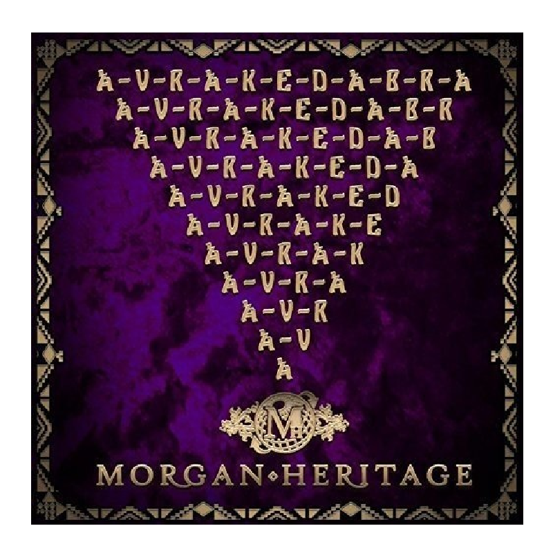 Morgan Heritage CD- Avrakedabra