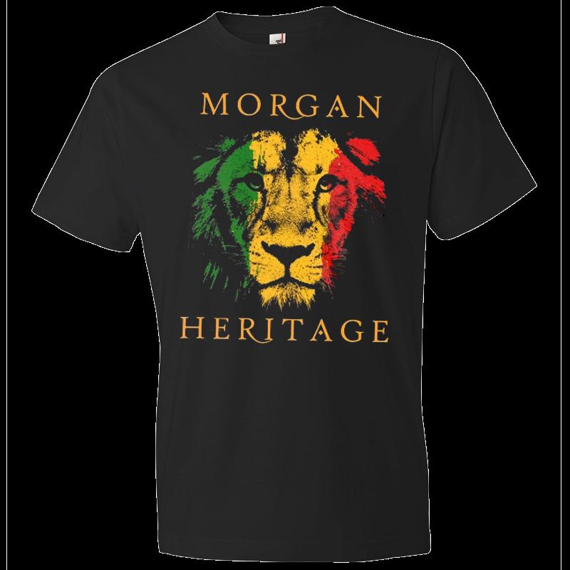 Morgan Heritage Black Lion Tee